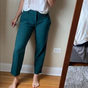 Green old navy Harper pants